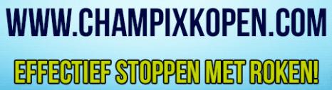 Kies voor Champix wanneer u wilt stoppen met roken